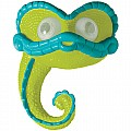 Geosafari Jr. Animal Eye Viewers Chameleon, Replenishment Set Of 6