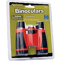 Geosafari Binoculars With Compass
