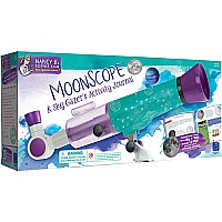 Nancy B's Science Club Moonscope & Sky Gazer's Activity Journal
