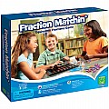 Fraction Matchin' Equivalent Fractions Game