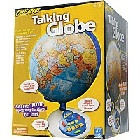 Geosafari Talking Globe