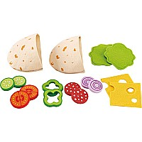 Pita Pocket Play Food