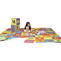 Edu Tiles - Letters Upper Case - 26 Pc