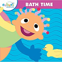 Eebee's Bath Time Adventures