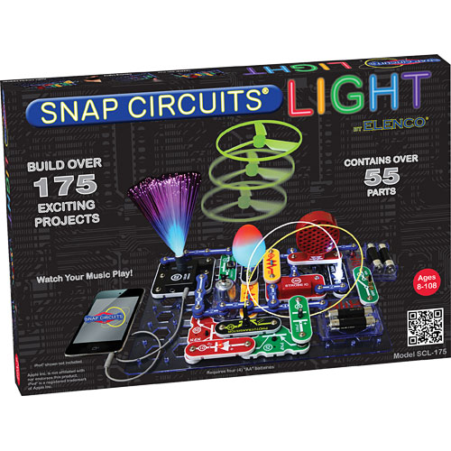 Snap Circuits Light Cheeky Monkey Toys
