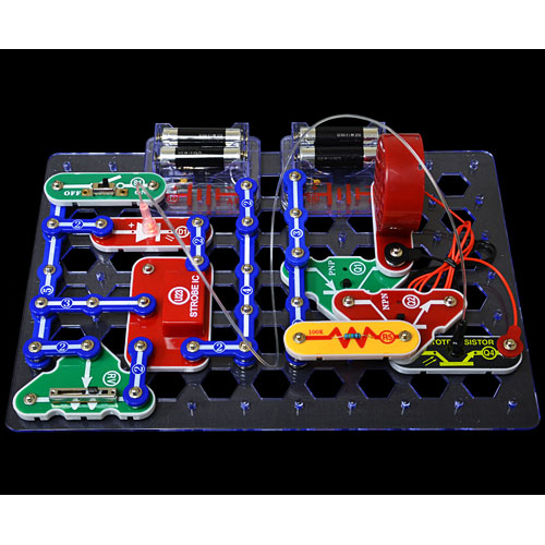 elenco snap circuits rc