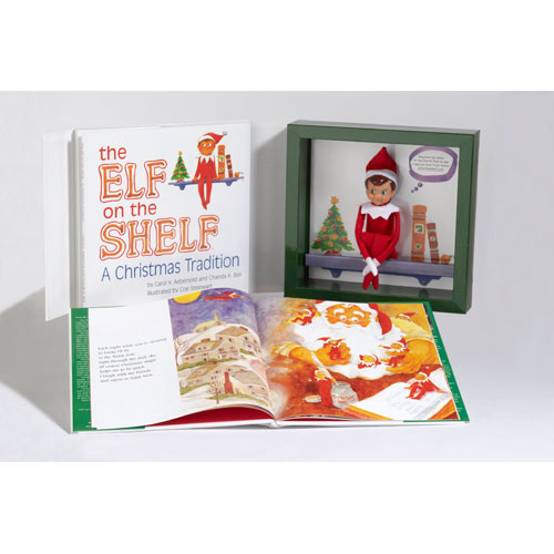 the Elf On the Shelf: A Christmas Tradition - Playville