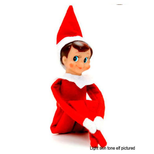 Elf on the Shelf-A Christmas Tradition (includes boy scout elf ...