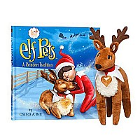 Elf on the Shelf Pets Reindeer