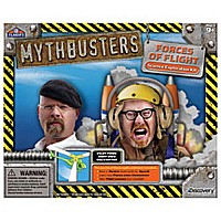 Mythbusters Forces of Flight