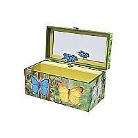 Butterfly Treasure Box