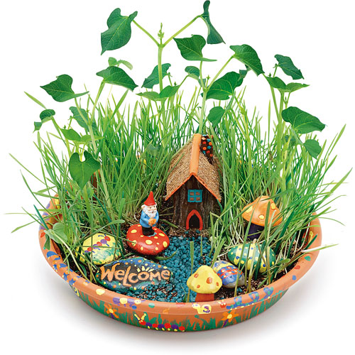 Enchanted Fairy Garden Kit Wee Enchanted Fairy Garden Kit Enchanted Gardens Fairy Garden