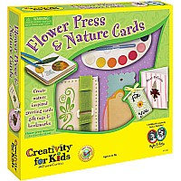 Mini Flower Press  Nature Cards
