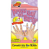 Press On Nail Party