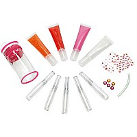 Create Your Own Glitter Gloss