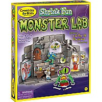 Shrinky Dinks Monster Lab