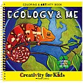 Ecology  Me Coloring  ARTivity Book