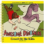 Awesome Dinosaurs Coloring  ARTivity Book