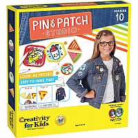 Pin & Patch Studio