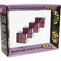 MultiCube Quadruple Puzzle