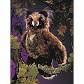 Great Horned Owl Hand Puppet
