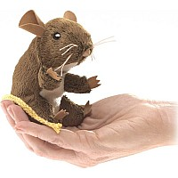Mini Mouse, Field Finger Puppet
