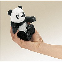 Panda, Finger Puppet (Mini)