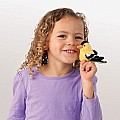 Mini Goldfinch Finger Puppet