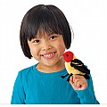 Mini Tanager Finger Puppet