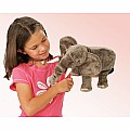 Elephant, African Hand Puppet