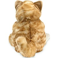 Kitten, Orange Tabby Hand Puppet
