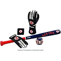 Complete Tee Ball Set Boston Red Sox