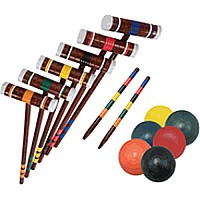 Intermediate Croquet Set
