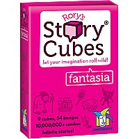 Rory's Story Cubes Fantasia w/display