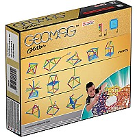 Geomag Color Glitter - 30 pcs