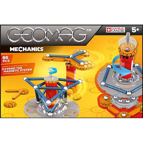 geomag mechanics 86 pcs - Geomag Color 86