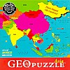 GeoPuzzle Asia