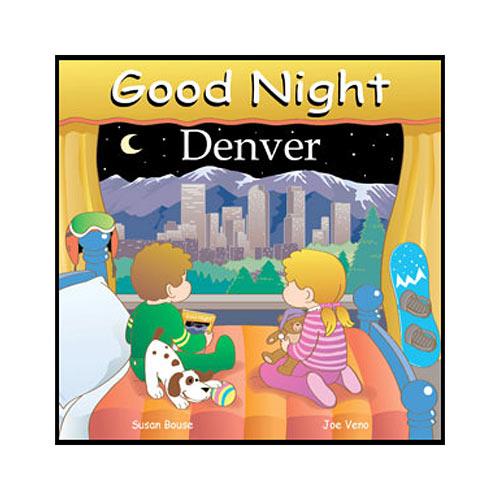 Good Night Denver - Timbuk Toys