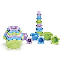 Stacking Cups Green Toys