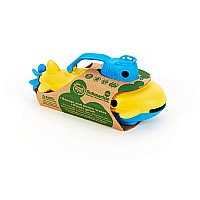 Green Toys Submarine - Blue