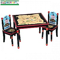 Pirate Table  Chair Set