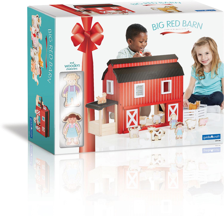 Big Red Barn Toys 9