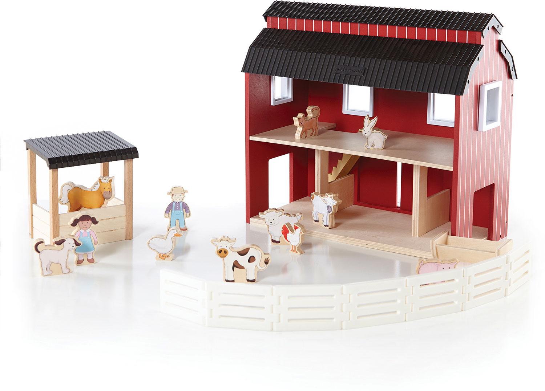 Big Red Barn Toys 114