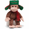 Curious George - Fargo Hat 14""