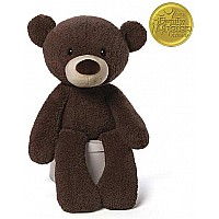 Bear, Fuzzy Chocolate Jumbo 34""