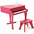Happy Grand Piano, Pink