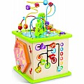 Country Critters Activity Cube