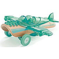 Hape - Mighty Mini - Petite Plane Bamboo Toy Vehicle