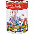 80 Piece City Block Set