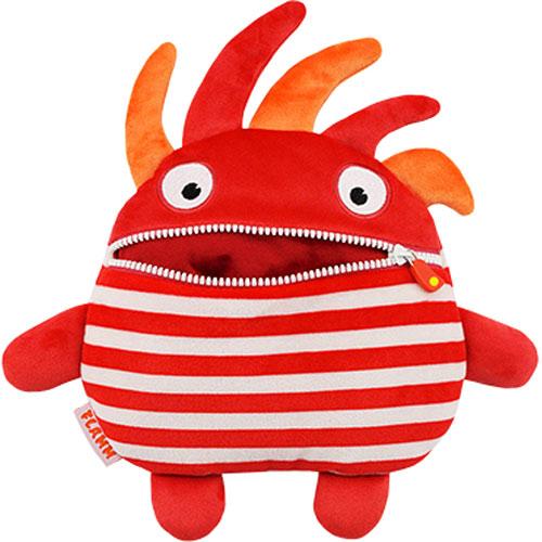 Worry eaters flamm large monkey fish toys for Monkey fish toys